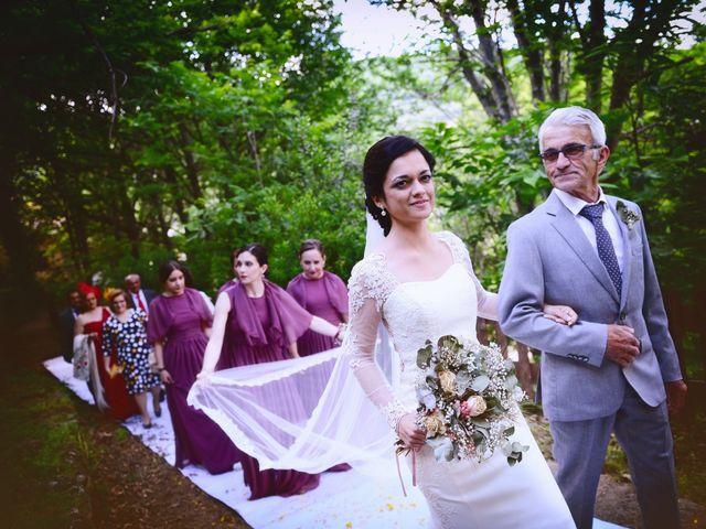 La boda de Luis y Fátima en Baños De Montemayor, Cáceres 37