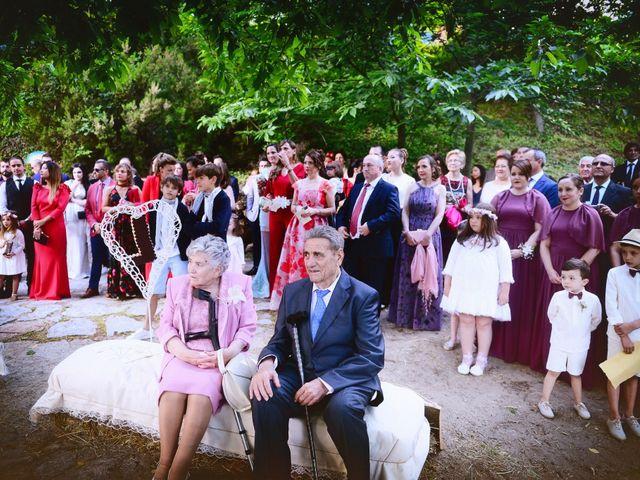 La boda de Luis y Fátima en Baños De Montemayor, Cáceres 38