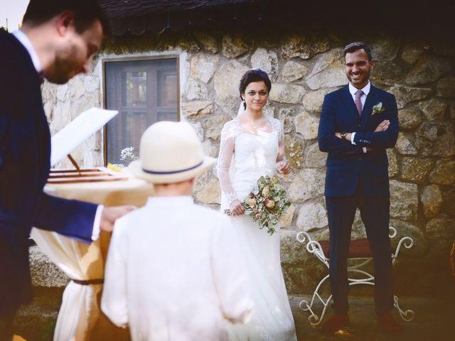 La boda de Luis y Fátima en Baños De Montemayor, Cáceres 39