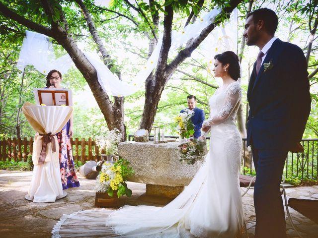 La boda de Luis y Fátima en Baños De Montemayor, Cáceres 40