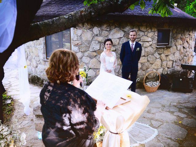 La boda de Luis y Fátima en Baños De Montemayor, Cáceres 41