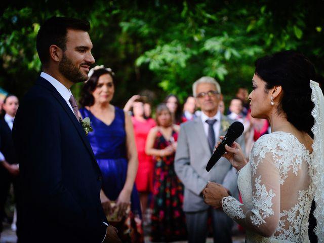 La boda de Luis y Fátima en Baños De Montemayor, Cáceres 42