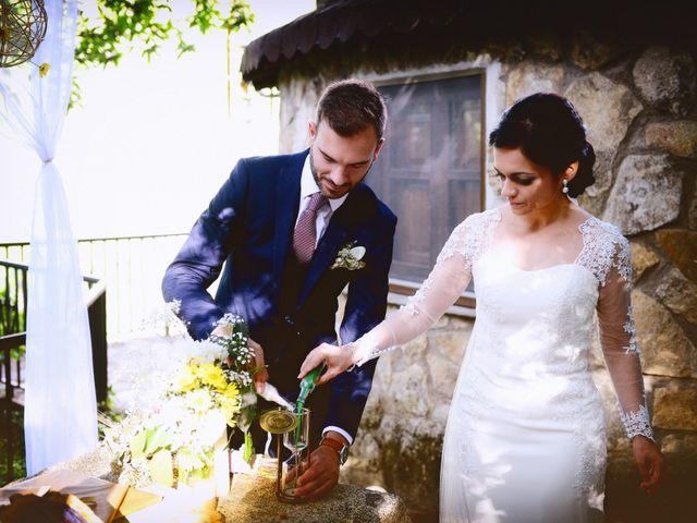 La boda de Luis y Fátima en Baños De Montemayor, Cáceres 44