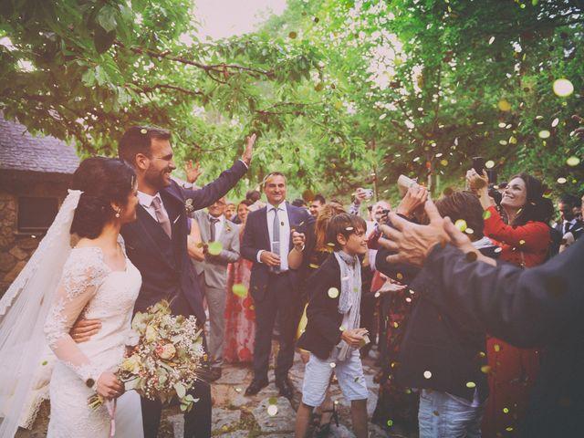 La boda de Luis y Fátima en Baños De Montemayor, Cáceres 46