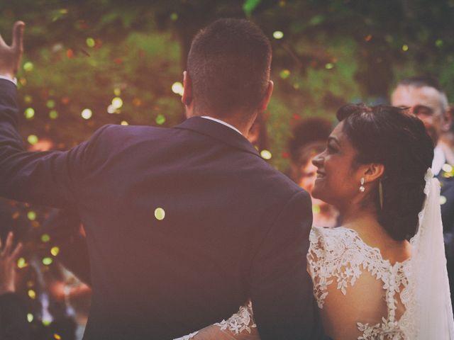 La boda de Luis y Fátima en Baños De Montemayor, Cáceres 47