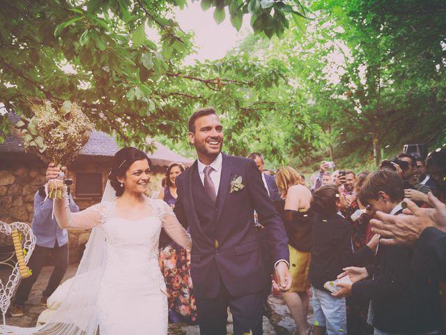 La boda de Luis y Fátima en Baños De Montemayor, Cáceres 48
