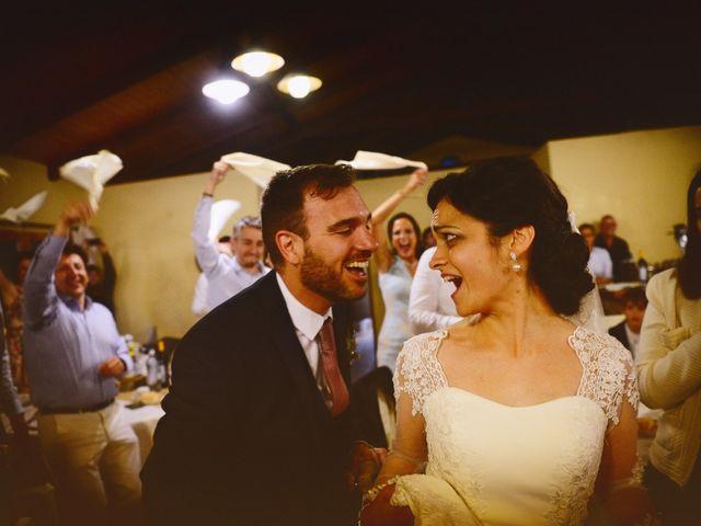 La boda de Luis y Fátima en Baños De Montemayor, Cáceres 56