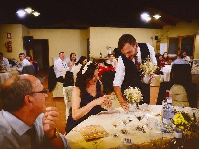 La boda de Luis y Fátima en Baños De Montemayor, Cáceres 57