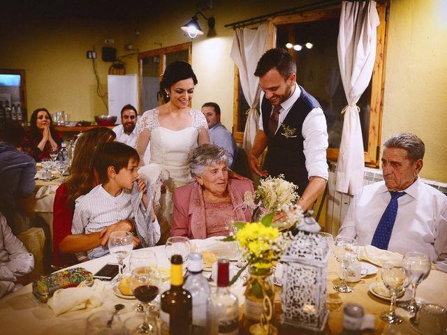 La boda de Luis y Fátima en Baños De Montemayor, Cáceres 58