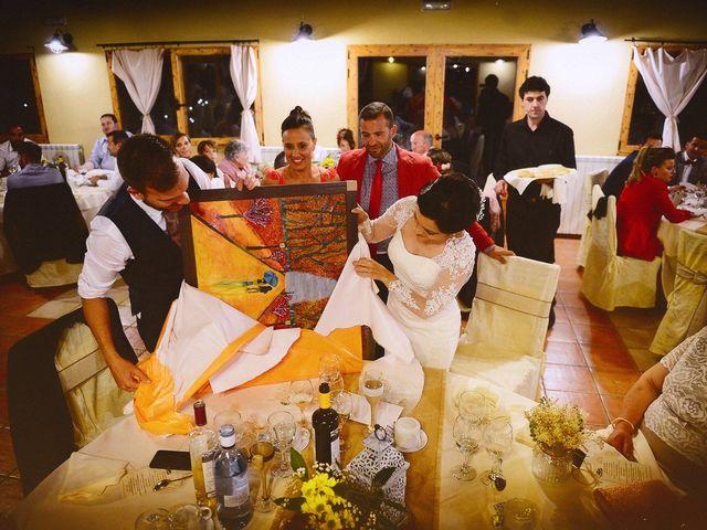 La boda de Luis y Fátima en Baños De Montemayor, Cáceres 59