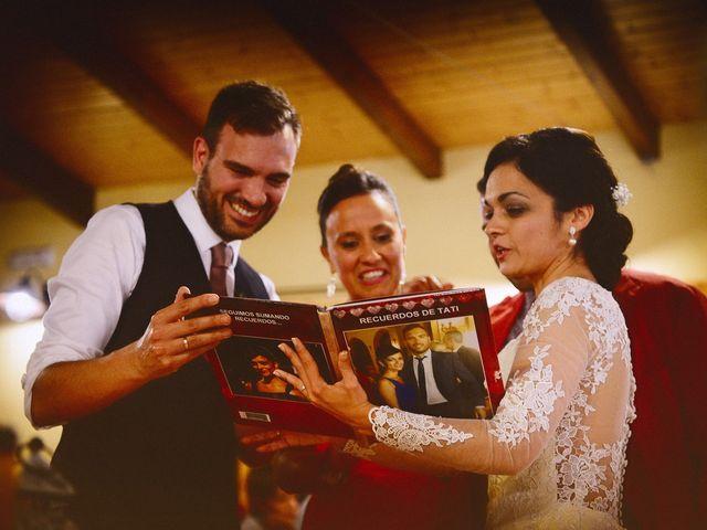 La boda de Luis y Fátima en Baños De Montemayor, Cáceres 60