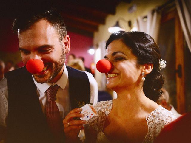 La boda de Luis y Fátima en Baños De Montemayor, Cáceres 62
