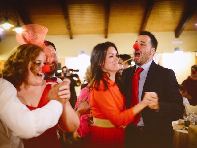La boda de Luis y Fátima en Baños De Montemayor, Cáceres 63