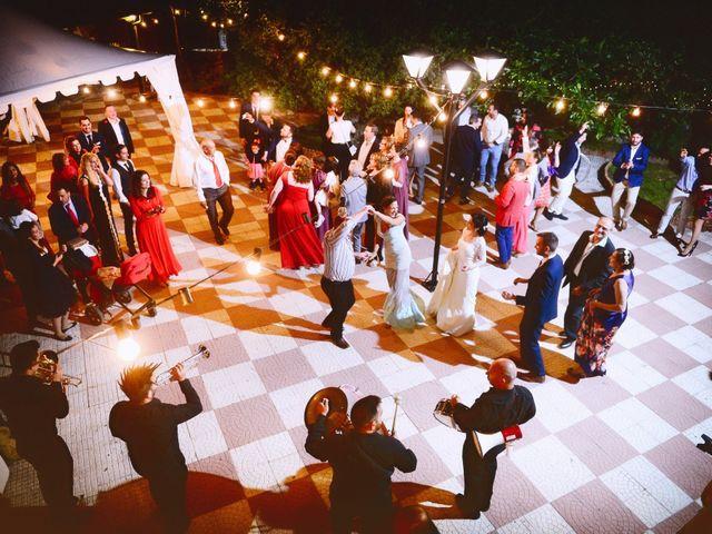 La boda de Luis y Fátima en Baños De Montemayor, Cáceres 66