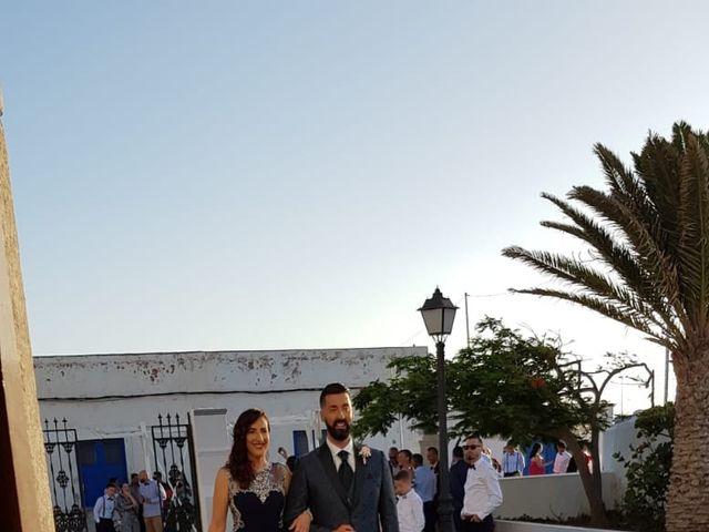 La boda de Doramas  y Naira en Puerto De Las Nieves, Las Palmas 4
