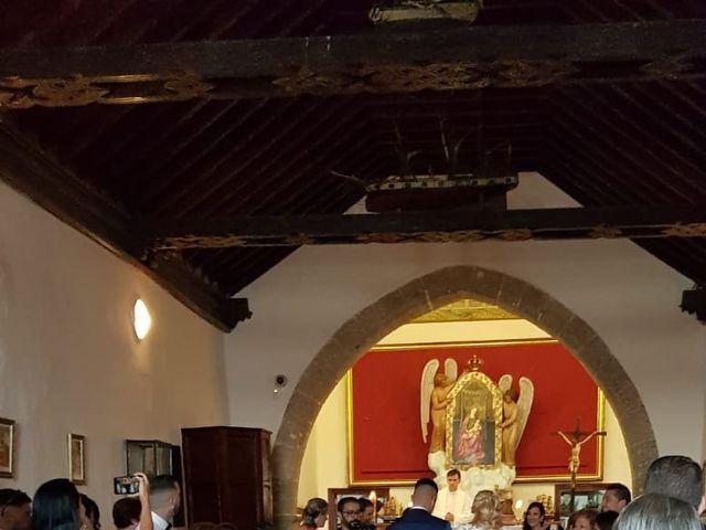 La boda de Doramas  y Naira en Puerto De Las Nieves, Las Palmas 5