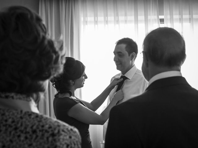 La boda de Nacho y Sonia en Alcalá De Henares, Madrid 3