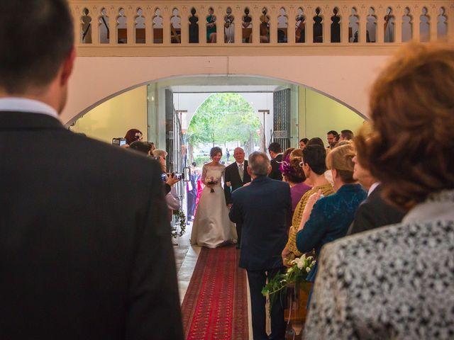 La boda de Nacho y Sonia en Alcalá De Henares, Madrid 17