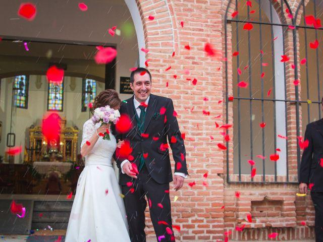 La boda de Nacho y Sonia en Alcalá De Henares, Madrid 22