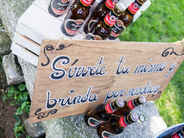 La boda de Jose y Andrea en Ferrol, A Coruña 45