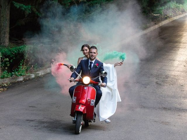 La boda de Mónica  y Eduardo
