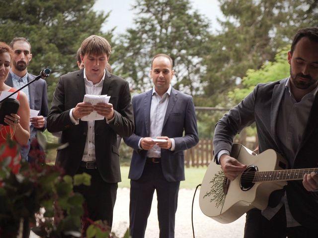 La boda de Xabi y Maialen en Hernani, Guipúzcoa 2