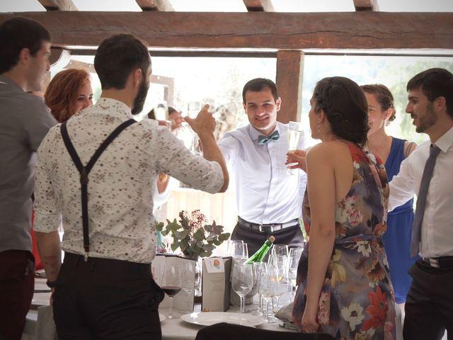 La boda de Xabi y Maialen en Hernani, Guipúzcoa 17