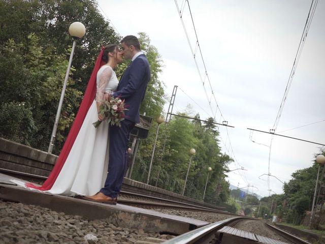 La boda de Xabi y Maialen en Hernani, Guipúzcoa 20