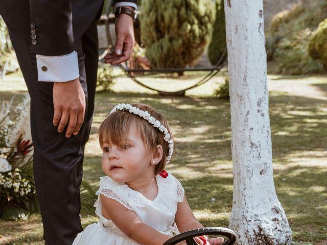 La boda de Alberto y Lucía en Pontevedra, Pontevedra 8