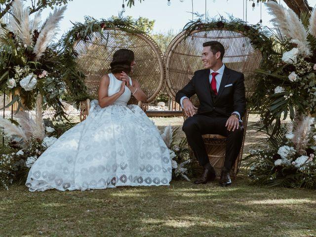 La boda de Lucía y Alberto