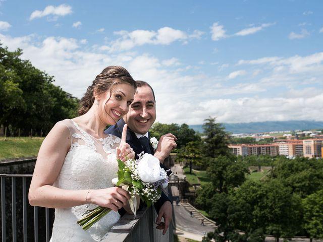 La boda de Fermín y Elena en Pamplona, Navarra 9