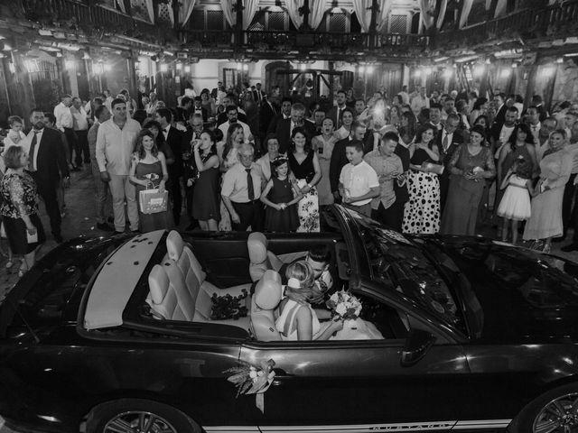 La boda de Javi y Inma en Villarrubia De Los Ojos, Ciudad Real 25