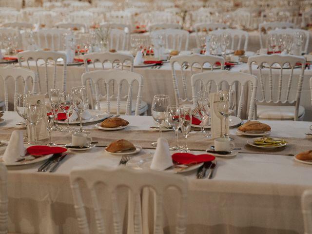 La boda de Javi y Inma en Villarrubia De Los Ojos, Ciudad Real 26