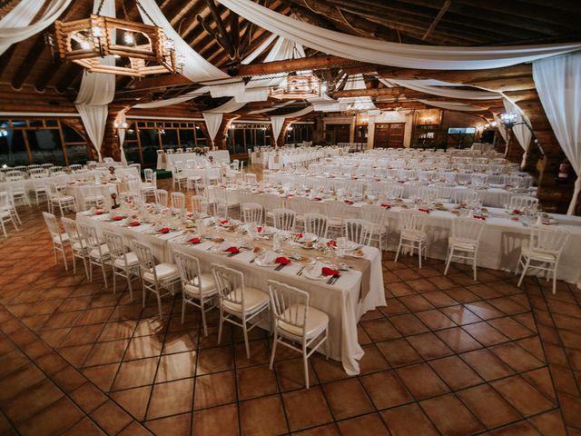 La boda de Javi y Inma en Villarrubia De Los Ojos, Ciudad Real 27