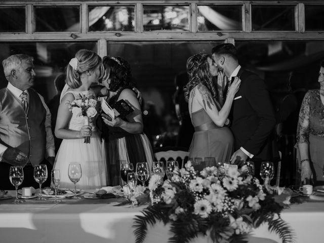 La boda de Javi y Inma en Villarrubia De Los Ojos, Ciudad Real 29