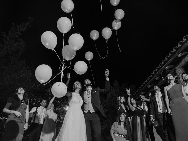 La boda de Javi y Inma en Villarrubia De Los Ojos, Ciudad Real 31