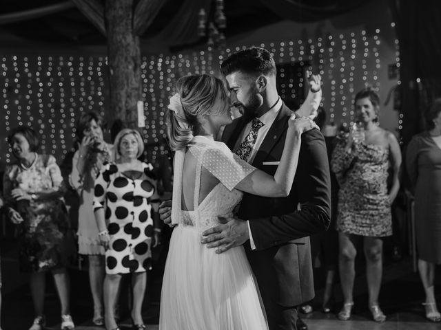 La boda de Javi y Inma en Villarrubia De Los Ojos, Ciudad Real 32