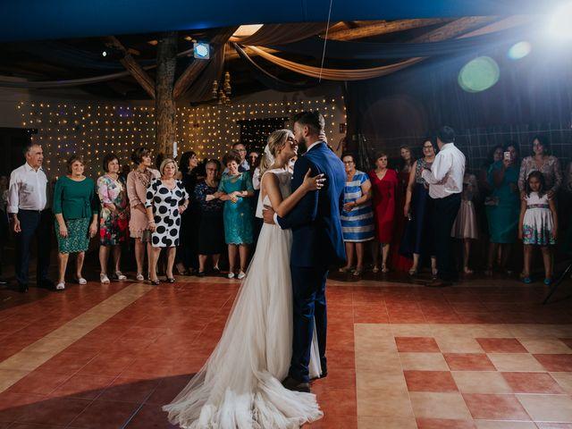 La boda de Javi y Inma en Villarrubia De Los Ojos, Ciudad Real 33