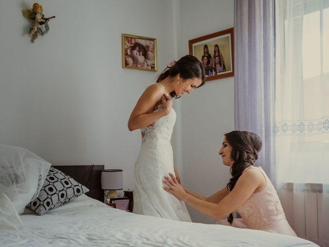 La boda de David y Tamara en Valoria La Buena, Valladolid 9