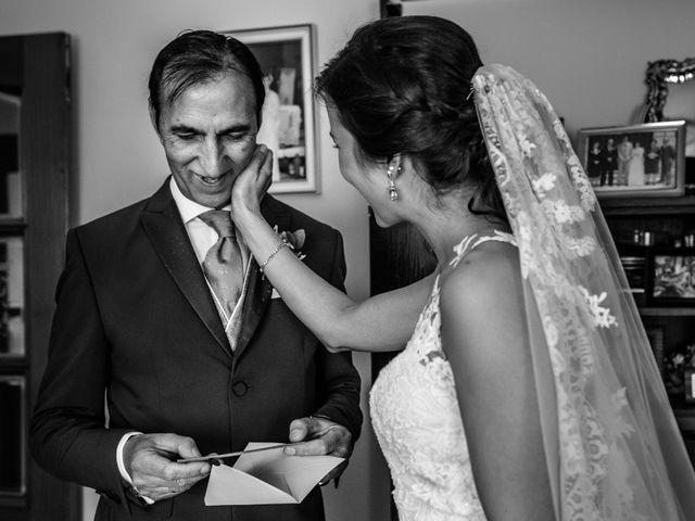 La boda de David y Tamara en Valoria La Buena, Valladolid 13