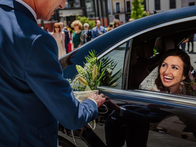 La boda de David y Tamara en Valoria La Buena, Valladolid 14