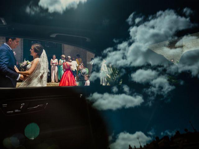 La boda de David y Tamara en Valoria La Buena, Valladolid 15