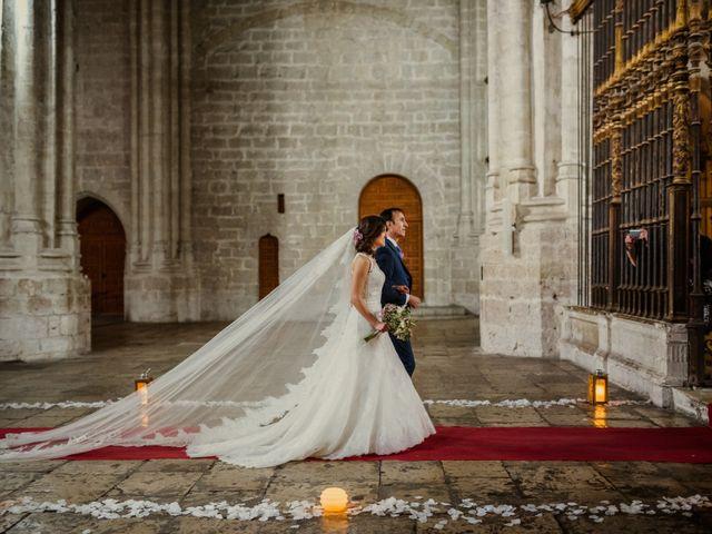 La boda de David y Tamara en Valoria La Buena, Valladolid 16