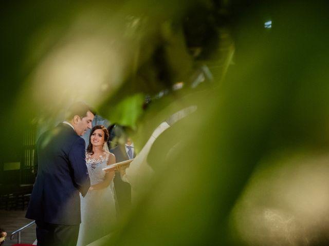 La boda de David y Tamara en Valoria La Buena, Valladolid 20