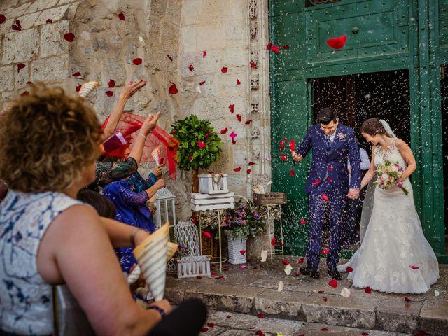 La boda de David y Tamara en Valoria La Buena, Valladolid 23
