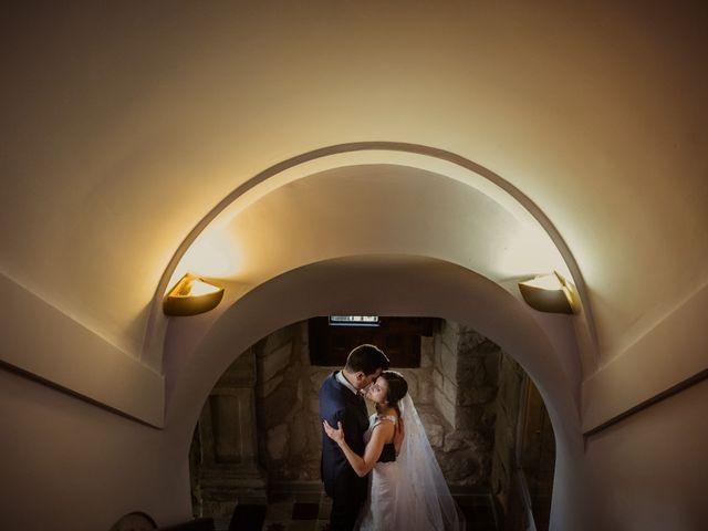 La boda de David y Tamara en Valoria La Buena, Valladolid 1