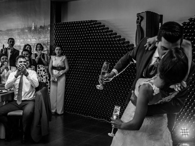 La boda de David y Tamara en Valoria La Buena, Valladolid 31