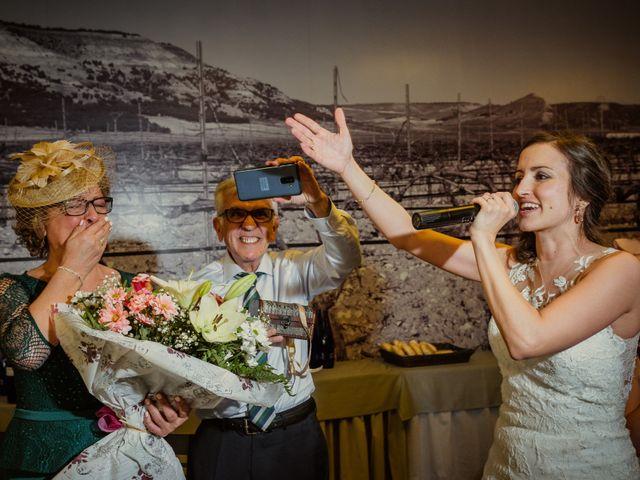 La boda de David y Tamara en Valoria La Buena, Valladolid 34