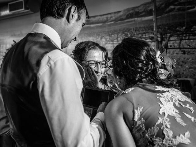 La boda de David y Tamara en Valoria La Buena, Valladolid 35
