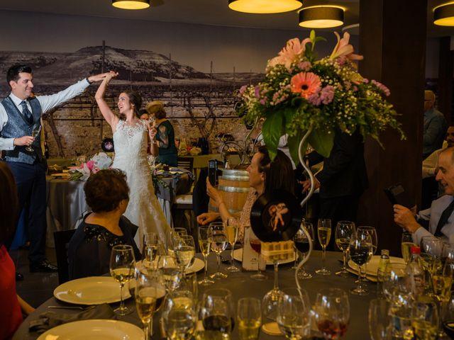 La boda de David y Tamara en Valoria La Buena, Valladolid 36